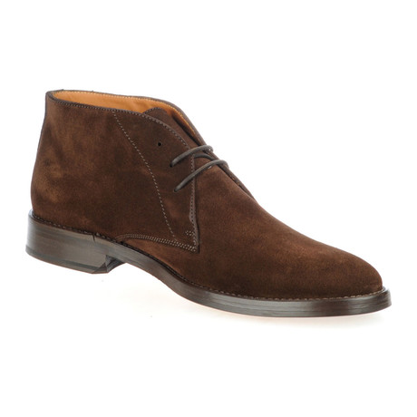 Chukka Boot // Brown