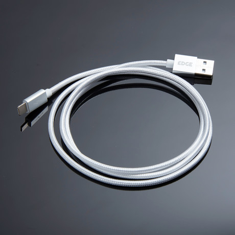 Edge Industry // Gemini Cable II // Lightning & Micro USB Charge/Sync Cable // Satellite
