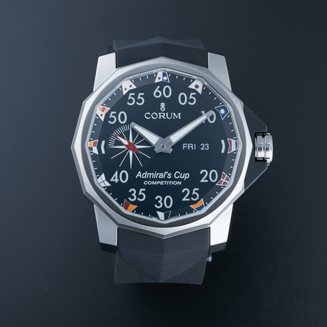 Corum Admiral's Cup 48 Competition Automatic // 947.931.04/0371 AN12 // Pre-Owned