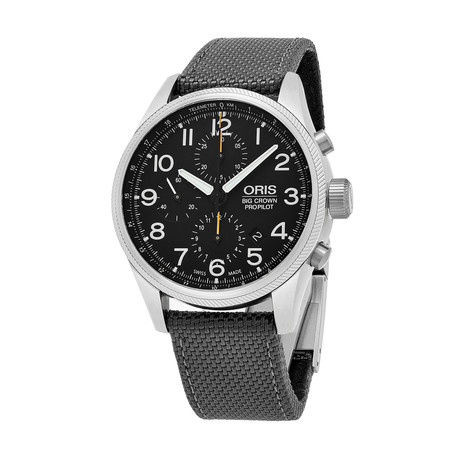 Oris Big Crown ProPilot Chronograph Automatic // 77476994134LS17