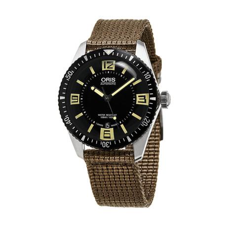Oris Divers Sixty-Five Automatic // 733 7707 4064 LS 22