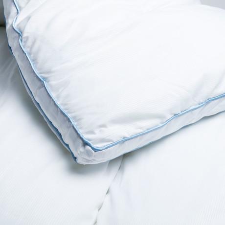 Sensorpedic Memory Loft Deluxe Bed Topper King Soft