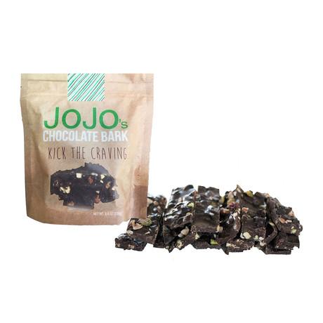 JOJO's 70% Dark Chocolate Bark