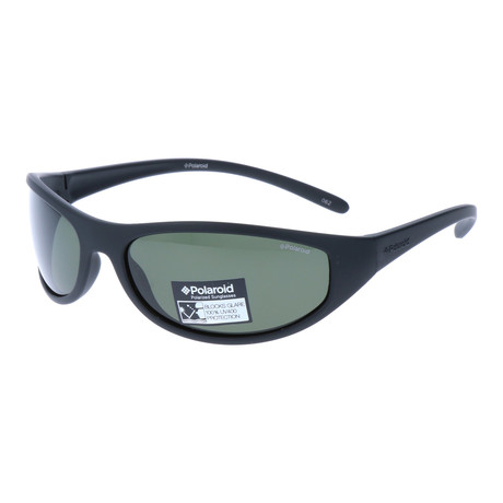 Samuel Sunglasses + Polarized Lens // Black