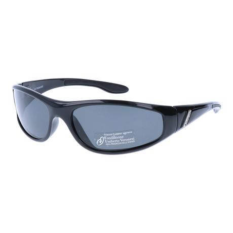 Oliver Sunglasses + Polarized Lenses // Black