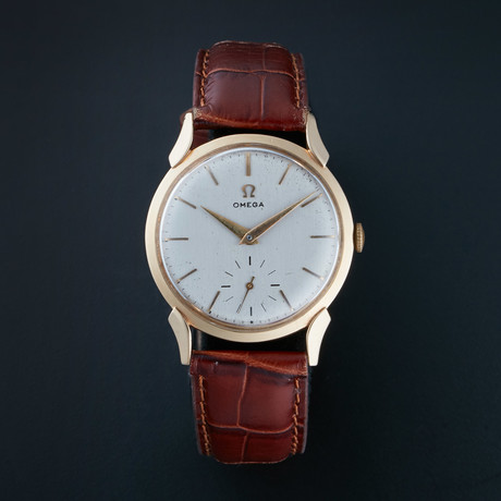 Omega Gents Watch Manual Wind // Pre-Owned