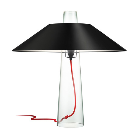 Sky Table Lamp (Black Shade)
