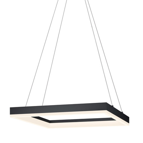 Corona // LED Pendant // Square