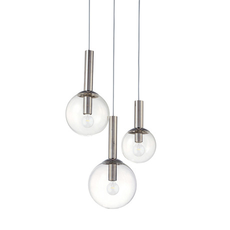 Bubbles Cluster Pendant (3 Light)