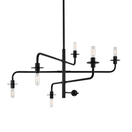 Atelier 6 Light Pendant