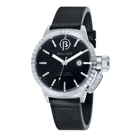 Ballast 1903 Trafalgar Machined Quartz // BL-3131-01