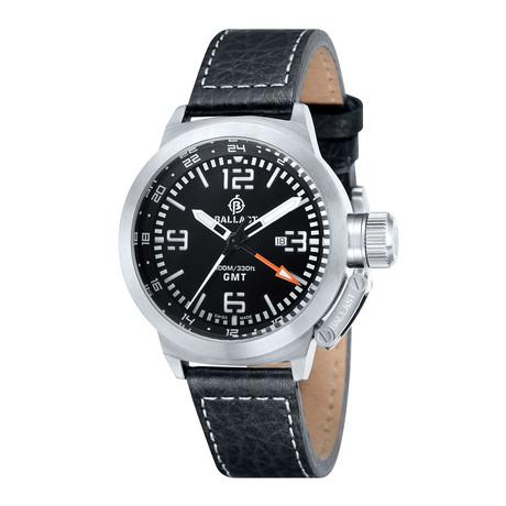 Ballast Trafalgar GMT Quartz // BL-3102-01