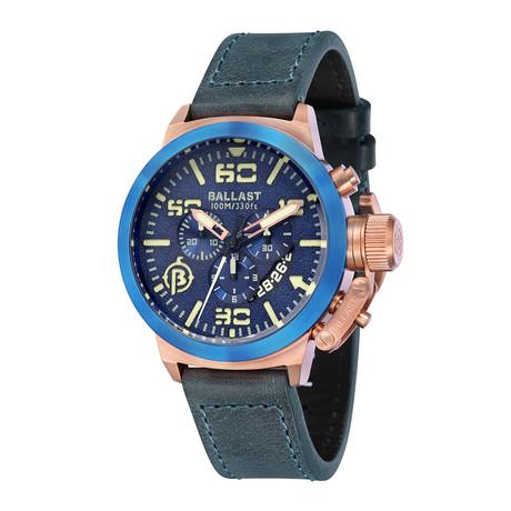 Ballast Trafalgar Chronograph Quartz // BL-3101-0G