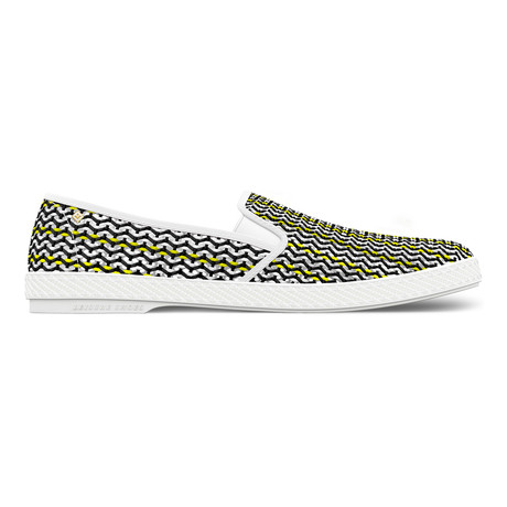 Lord Zelco Slip-On // Fluo Yellow