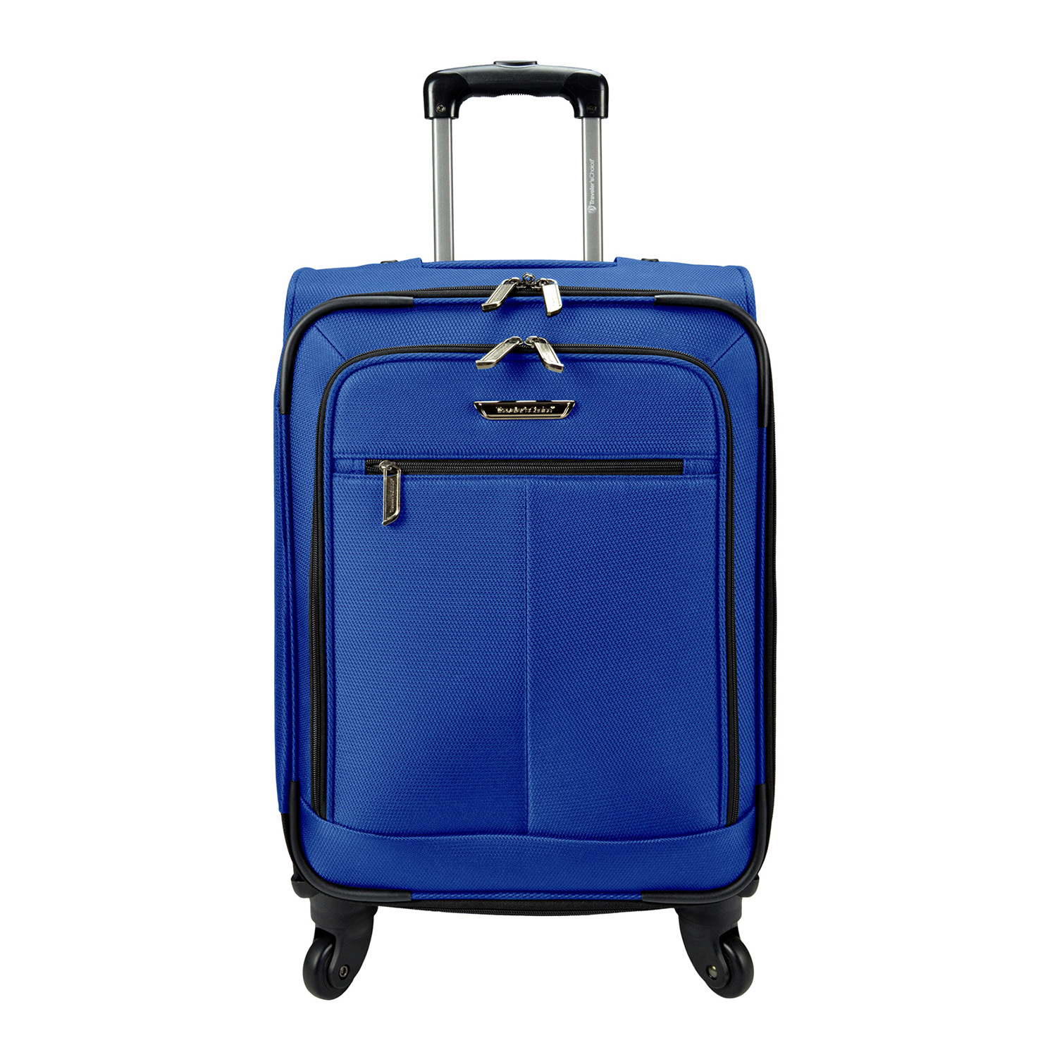 Carry On Spinner Luggage Grey Traveler S Choice