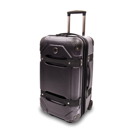 Hardside Rolling Trunk Luggage // 24""