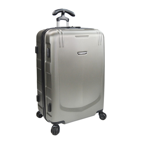 Palencia Spinner Luggage // Pewter