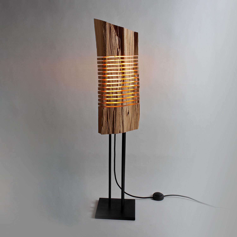 reclaimed lighting. Reclaimed Wood Light Sculpture // Large Floor Lighting
