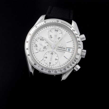 Omega Speedmaster Date Chronograph Automatic // 35138 // TM627 // c.1990's // Pre-Owned