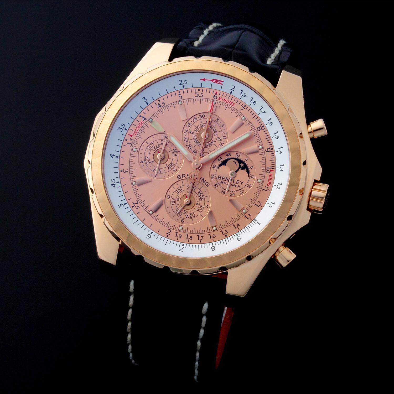 Breitling Bentley Grande Complication Moonphase