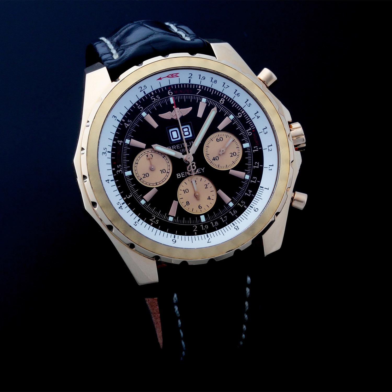 Breitling Bentley Chronograph Automatic // H4436 // TM621