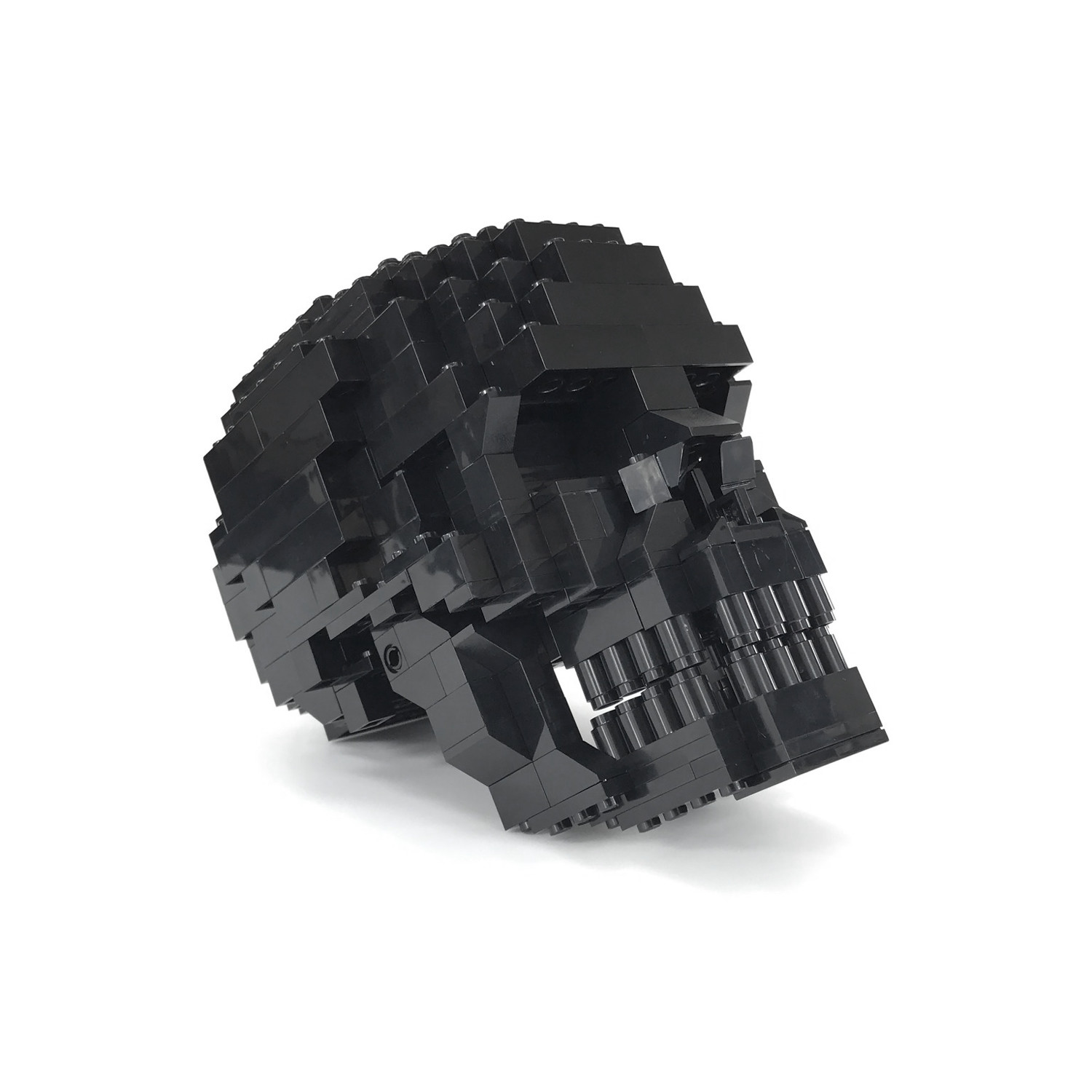 Human Skull Building Set - MOC Nation - Touch of Modern
