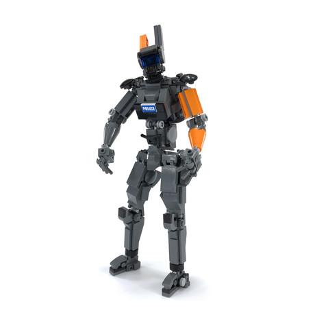 Chap-Bot Building Set