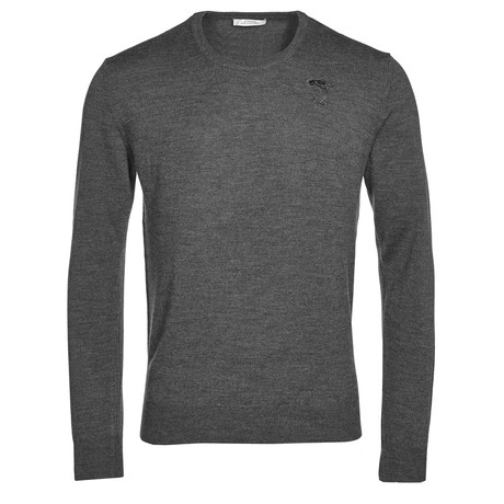 Classic Crewneck Sweater // Grey (2XL)