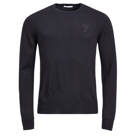 Crewneck Sweater // Black
