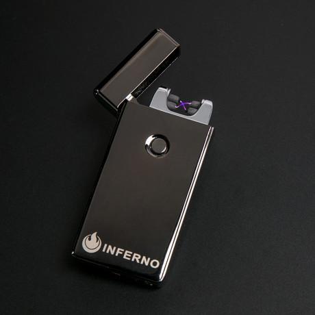 Inferno Lighter // Black Chrome