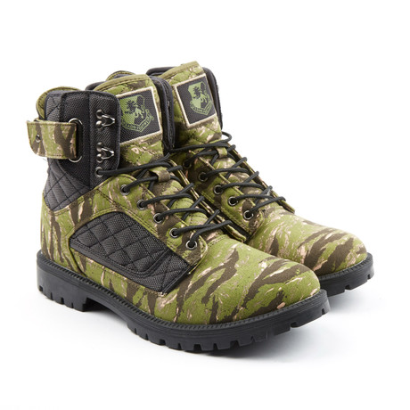 Atlas II Boots NS // Tiger Camo (US: 7)