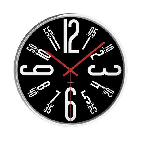 Jonsson Timeware Analog Wall Clocks Touch Of Modern