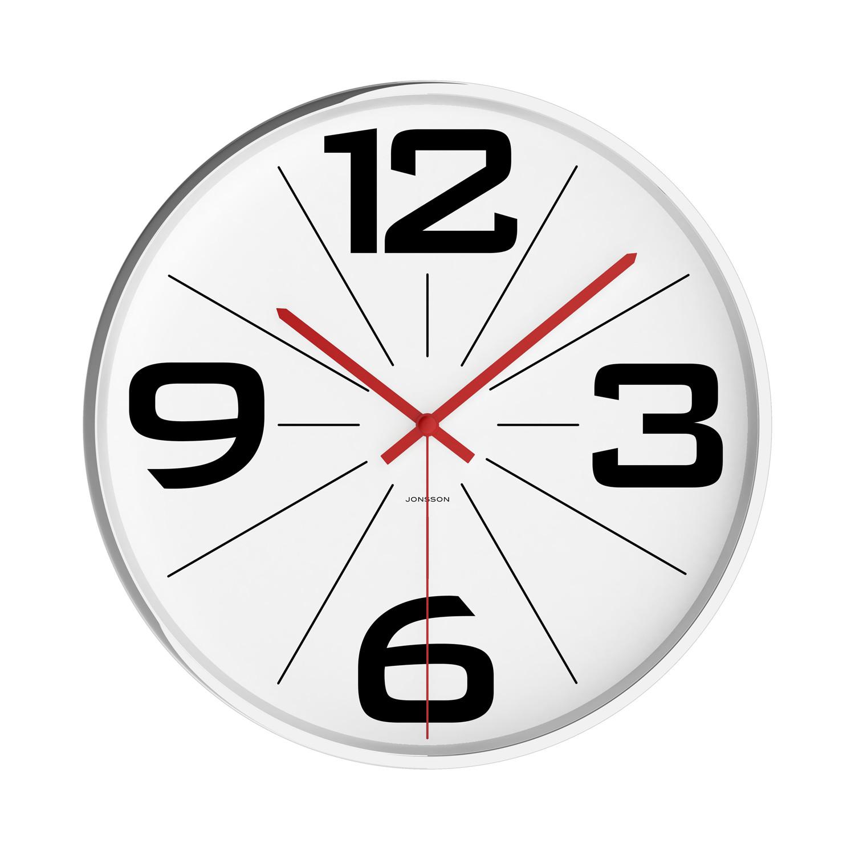 Amplus White Quarter Hours Jonsson Timeware Touch