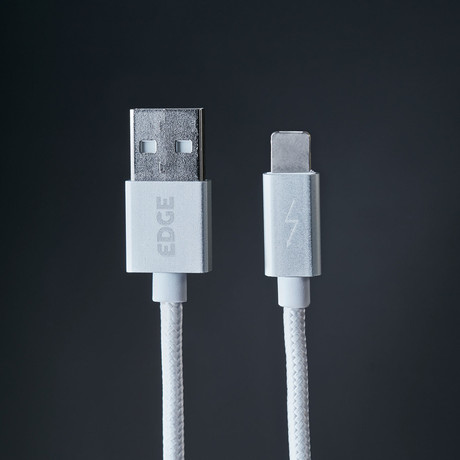 Gemini Cable II // Lightning + Micro USB Charge/Sync Cable // Satellite