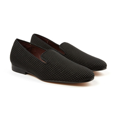 Slip-on Fashion Dress Shoe // Black (US: 6)