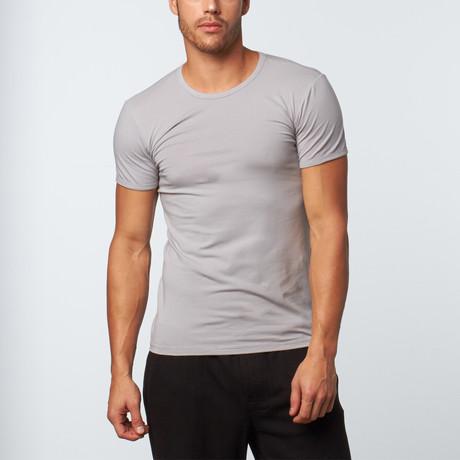 Versace // Crew Neck T-Shirt // Grey (XS)
