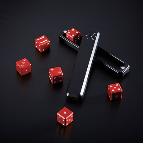 High Roller Set // Red (Dice Only)