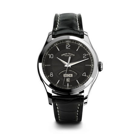 Armand Nicolet M02 Automatic // 9740A-NR-P974NRR2