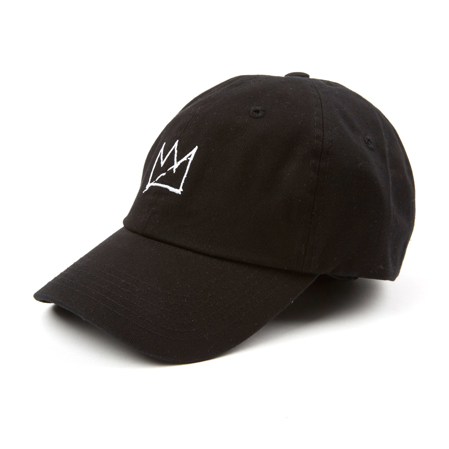 384804d10079ab6085ce30f9d4e45893_large?1476481360 crown dad hat black any memes touch of modern