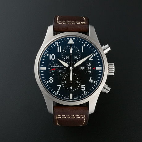 IWC Pilot Chronograph Automatic // IW371701 // Pre-Owned