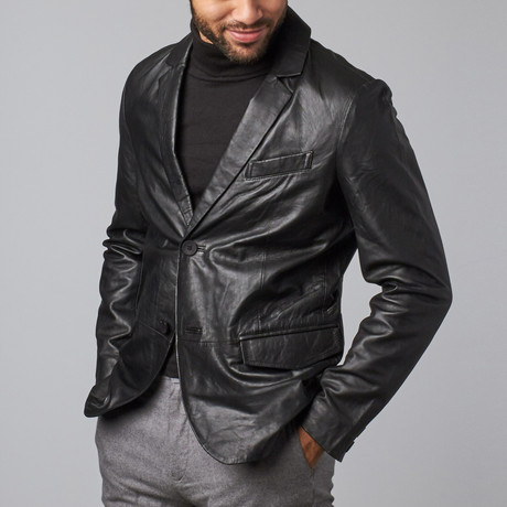 Blazer Jacket // Black