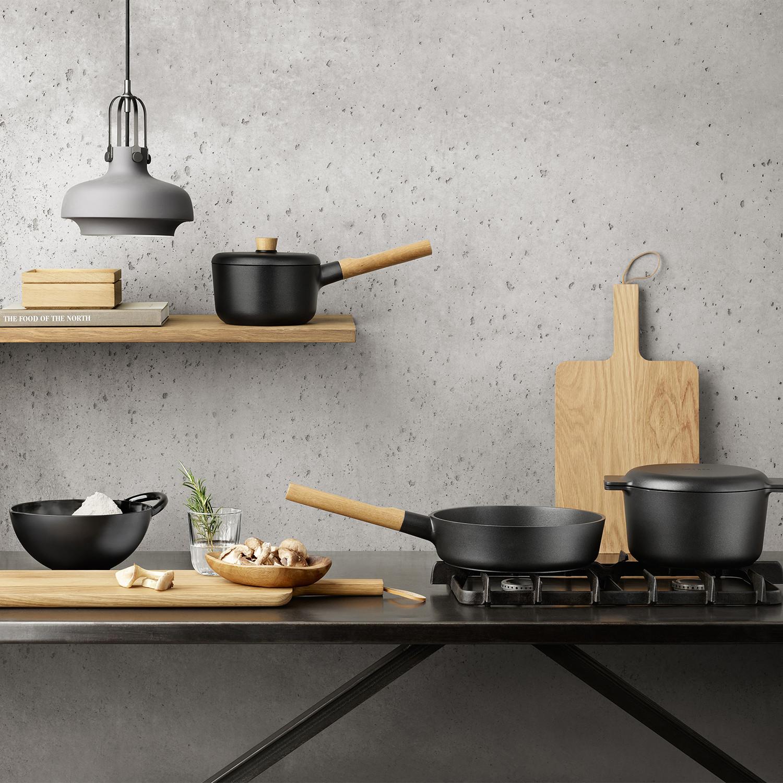 Nordic Kitchen Cookware Sauté pan Eva Solo Touch of Modern