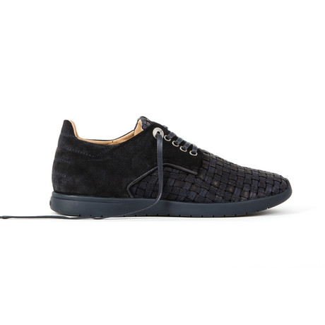 Yale // Hand-Woven Sneakers // Navy (Euro: 45)