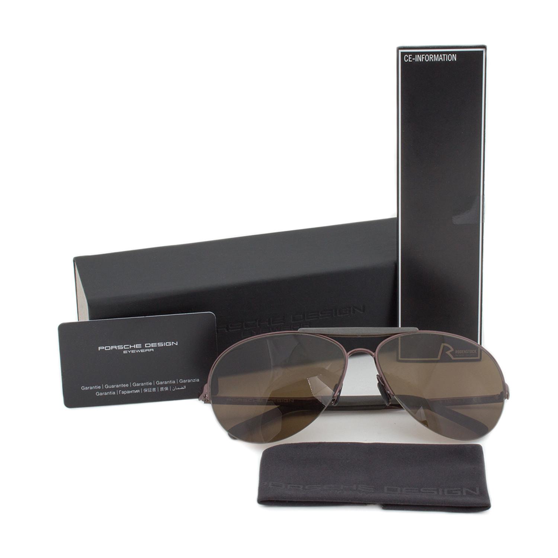 c4d628688e Porsche Design    P8540 B - Designer Sunglasses - Touch of Modern