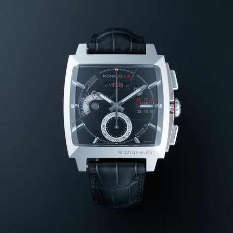 Tag Heuer LS Monaco Chrono Automatic // CAL2110.FC6257 // Store Display