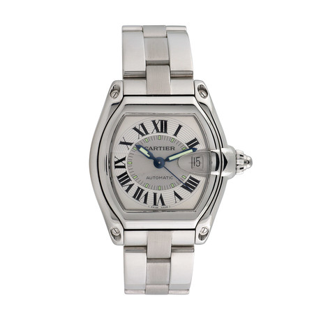 Cartier Roadster Automatic // 2510 // 764-TM10593 // c.2000's // Pre-Owned