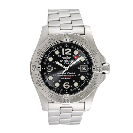Breitling Superocean Steelfish X-Plus Automatic // A17390 // c. 2000s // Pre-Owned