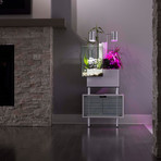 Brio35 Aquaponics System // White