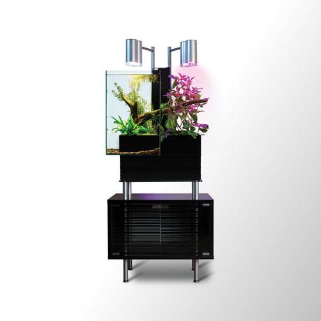 Brio35 Cabinet // Black