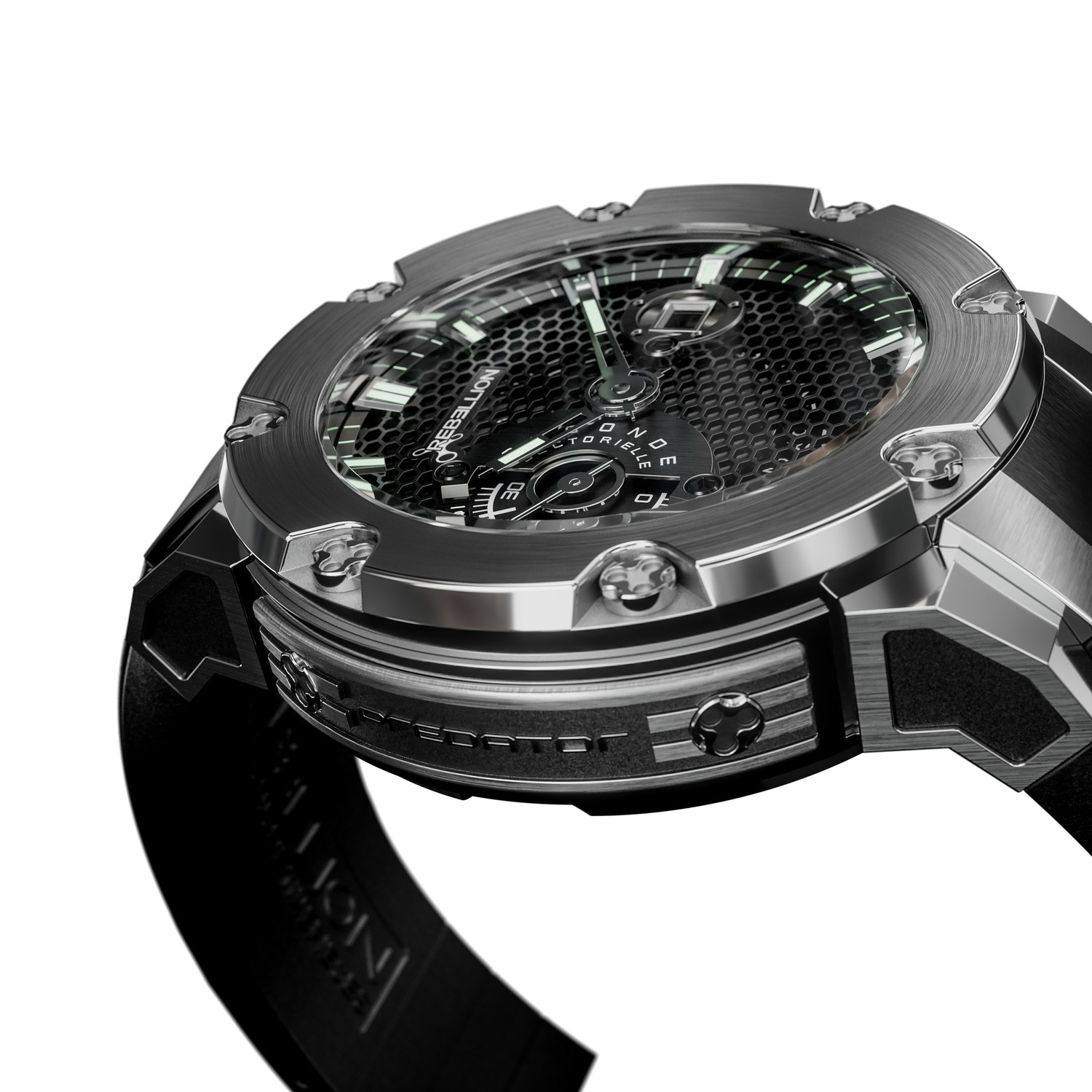predator men shop watches meister commander collection sneakerhead watch com